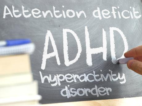 Shut off ADHD with meditation