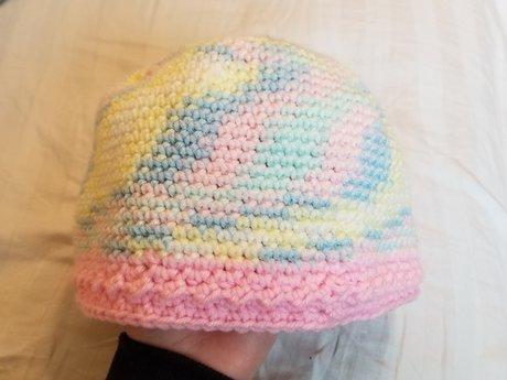 Adult Sized Handmade Hat