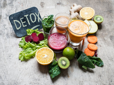 Web Links to Best Body Detoxes