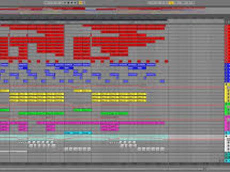 Basic music production ableton