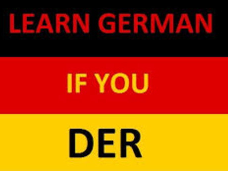 Practice Speaking German