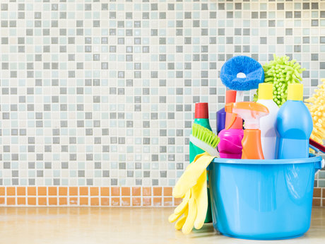 DIY Natural House Cleaning