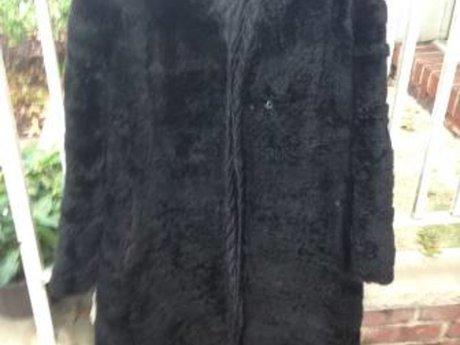 Fur Coat or Fur Fabric