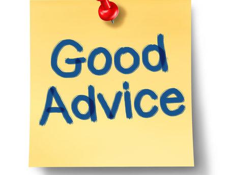 Useful Advice