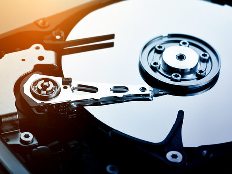 Data recovery / hard drive recovery