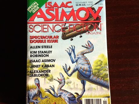 Science Fiction Magazines