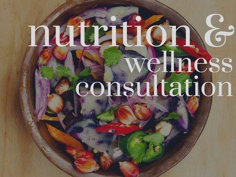 Consultation: Nutrition+Lifestyle