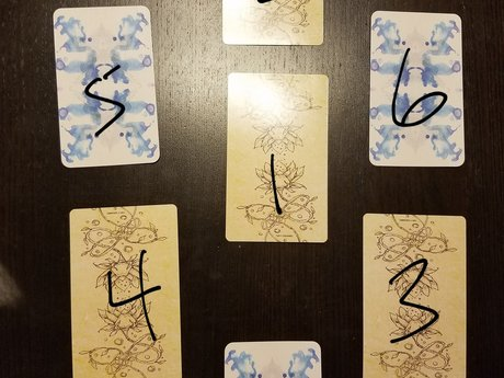 Hekate's Crossroads Card Reading