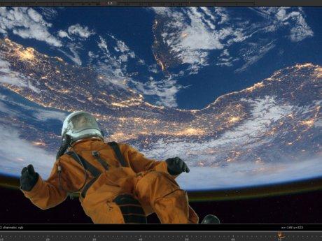 Light VFX/Greenscreen work