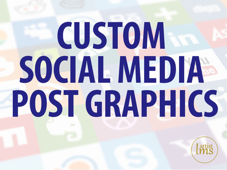 Custom Social Media Post Graphics