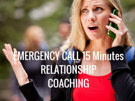 15 min-EMERGENCY CALL/ RELATIONSHIP