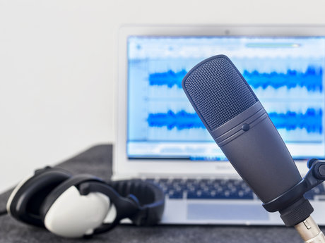 Audio - Podcast Editing