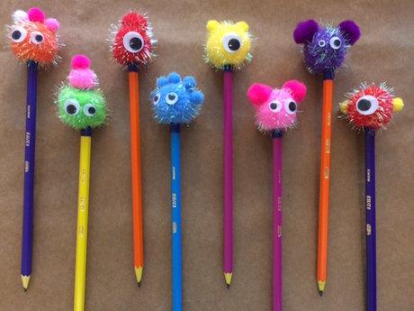 Monster Pencil