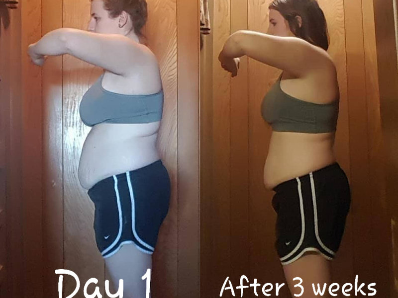 6 Week Weight Loss Plan Stacy Gulick Simbi