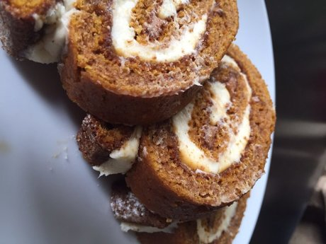Awesome Pumpkin Roll Recipe