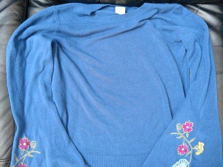 Large Blue Shirt - Gently Used