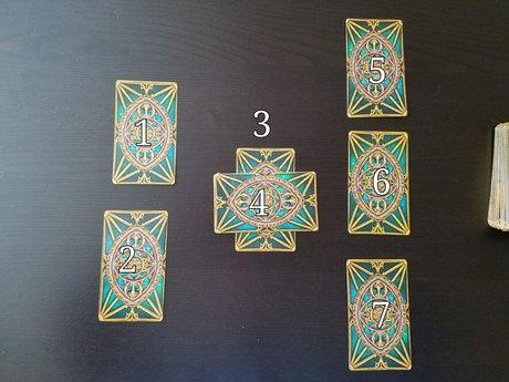 Seven Card Cross
