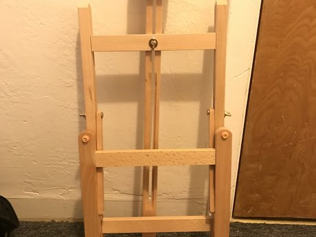 Studio Easel for Art Projects!
