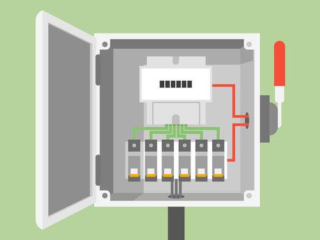 Basic electrical work