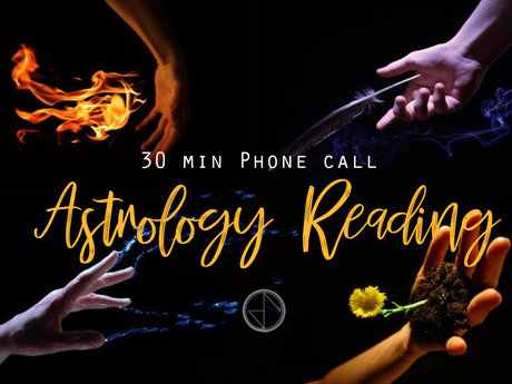 30 min Astrology Life Coaching