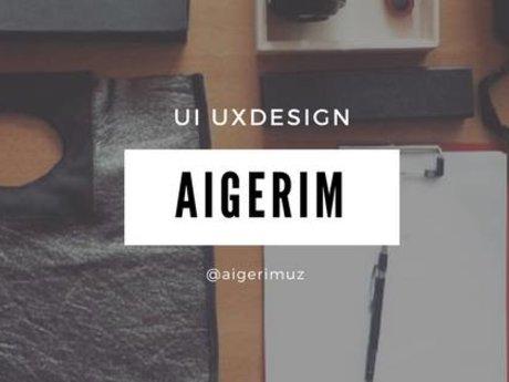 1 Hour UI/UX design