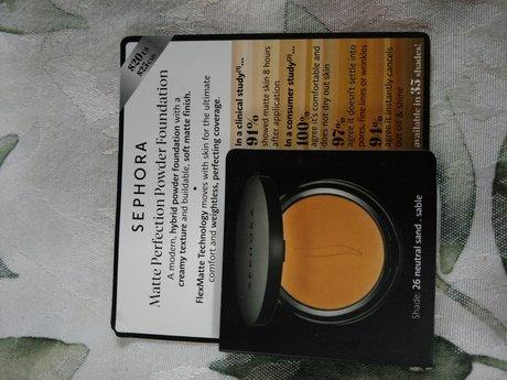Sephora - Matte Foundation
