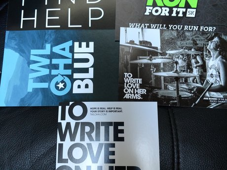 Post Cards - TWLOHA