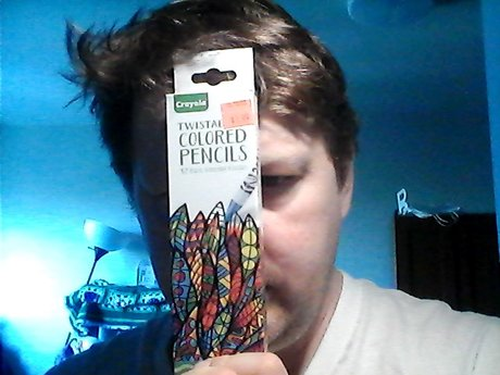 Crayola Twisted colored pencils