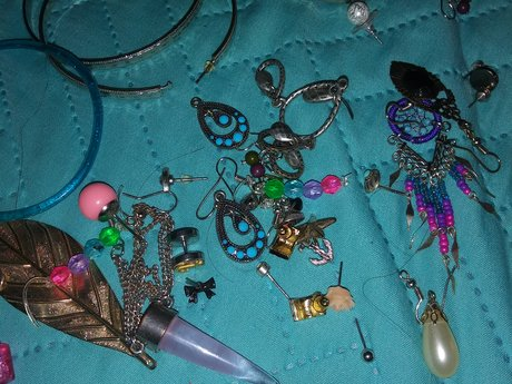 Jewelry Lot - Reserved for Ally S.