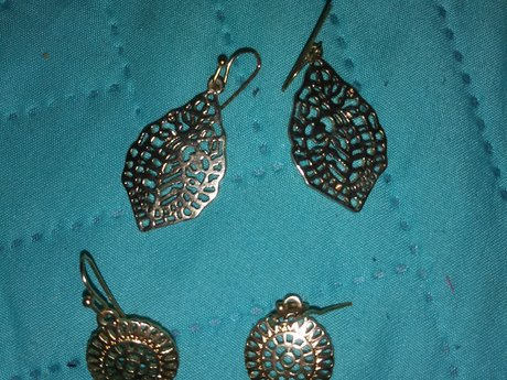 2 Sets of Earrings