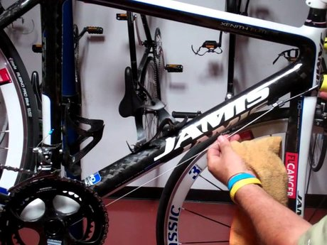 Bicycle Repair and Recommendations