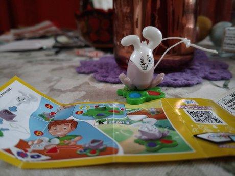 Bunny Toy - Paints