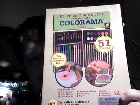 51 piece Colorama kit.