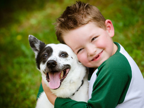 Child, pet, or elderly caregiving