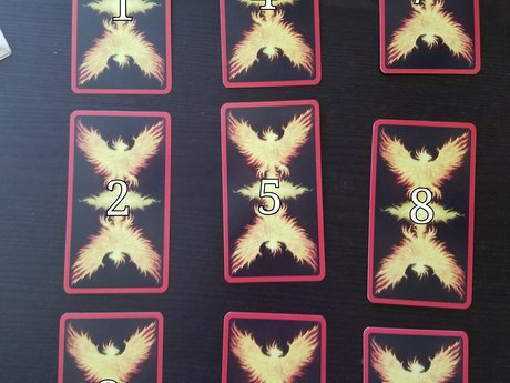 The Three Desires Tarot Spread