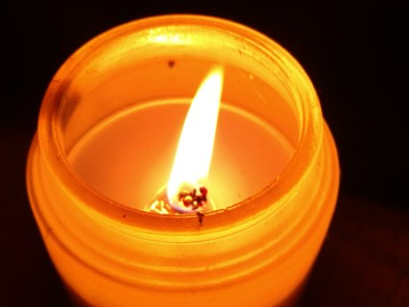 Light a Candle, Say a Prayer