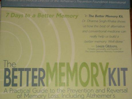 Better Memory Kit