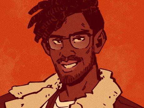 Custom Cartoon Portraits
