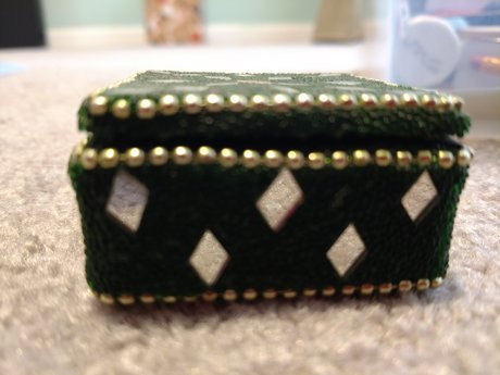 Pretty Jewelry Box