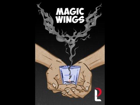 Magic Wings (Digital Comic Book)