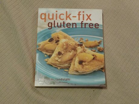 Quick-Fix Gluten Free Cookbook