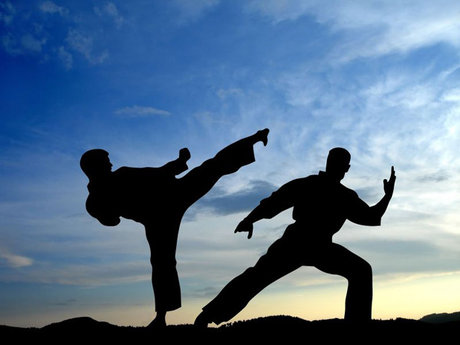 Martial art and self defense