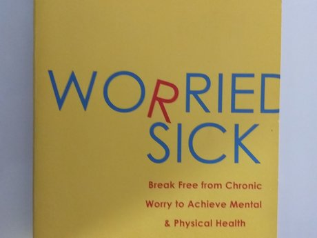 Worried sick.