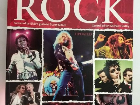 Illust. Encyclopedia of Rock