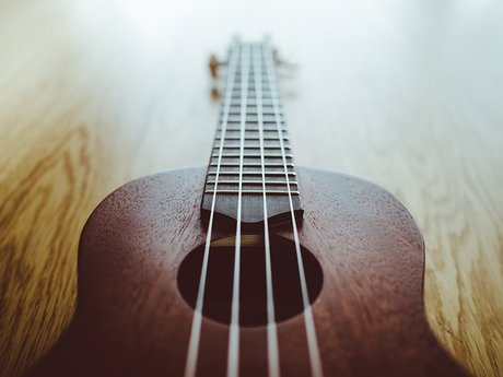 I will write you a song on Ukulele!
