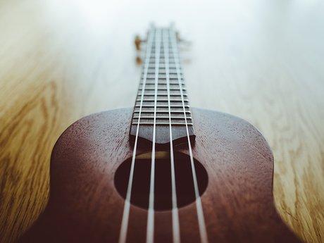 I will write you a song on Ukulele!