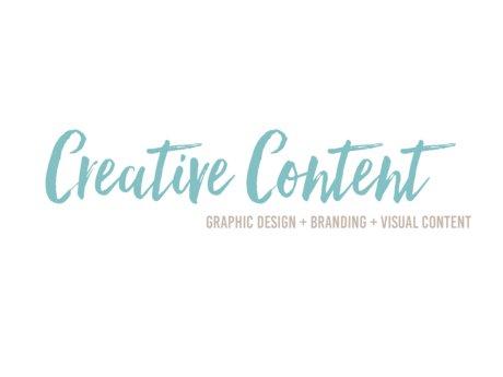Creative Content ( Graphic Design )