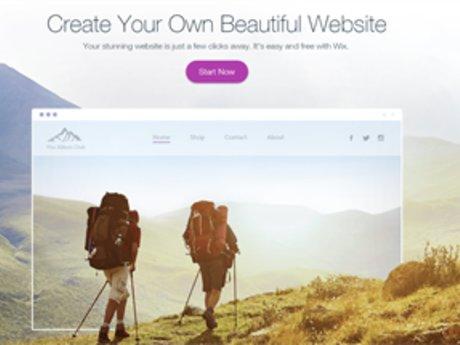 Help you create a free website