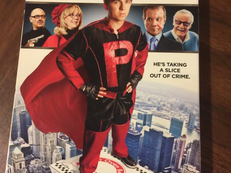Pizza Man DVD