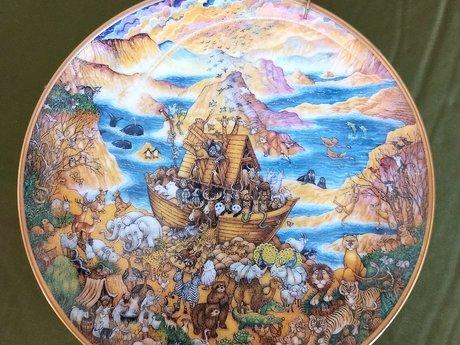 Noah's Ark Heirloom Collectible